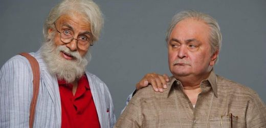 Amitabh Bachchan-Rishi Kapoor's 102 Not Out set for China release