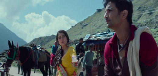 Qaafirana marks beginning of Sushant-Sara's tragic love story in Kedarnath