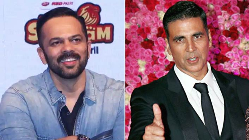 Akshay Kumar, Rohit Shetty to come together for a project: Report