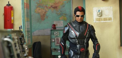 Rajinikanth-Akshay Kumar's 2.0 sets box office on fire