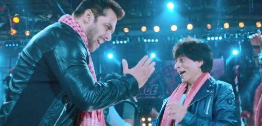 Zero: SRK-Salman's Issaqbaazi calls for celebration