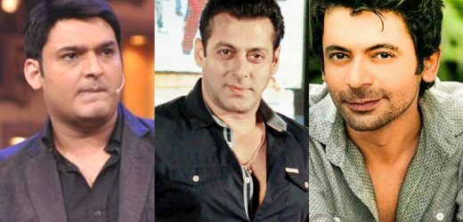 When Salman Khan tried to sort things out between Sunil Grover, Kapil Sharma
