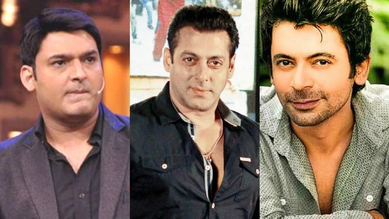 When Salman Khan tried to sort things out between Sunil Grover, Kapil Sharma
