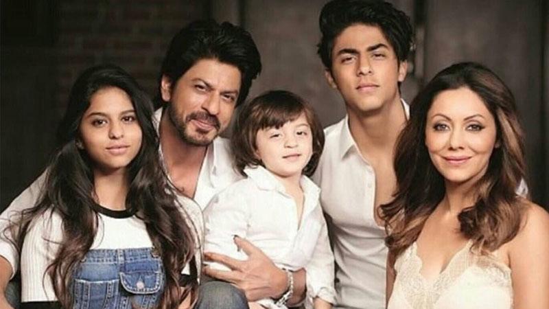 SRK talks about Aryan, Suhana's future in Bollywood