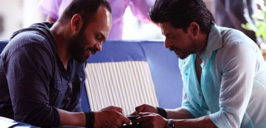 Rohit Shetty clears the air on tiff with Shah Rukh Khan