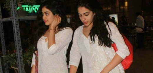 Sara Ali Khan, Janhvi Kapoor laugh off reports of their alleged rivalry